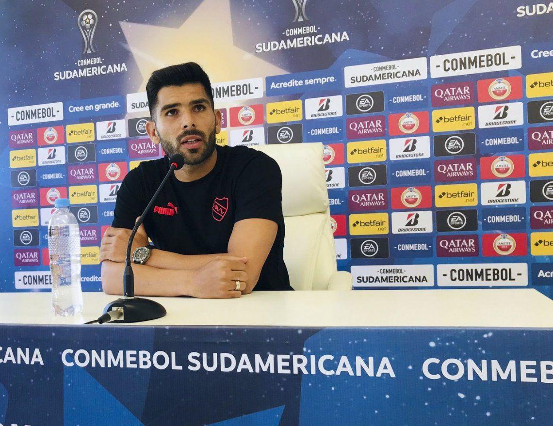 Independiente | El mea culpa de Silvio Romero: Sentimos vergüenza, no estuvimos a la altura