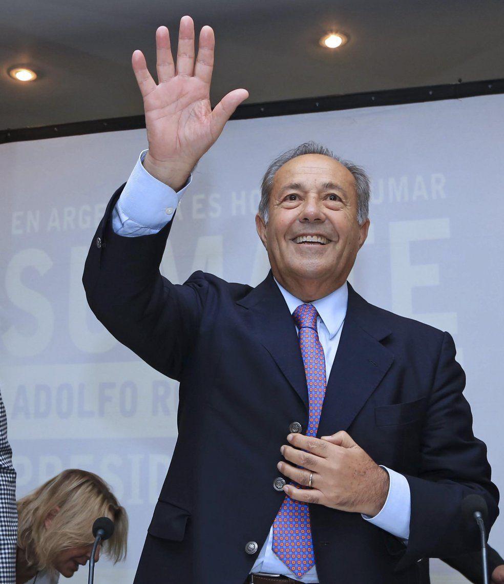 Adolfo Rodríguez Saa presentó un proyecto para que el Poder Ejecutivo no tome deuda sin permiso del Congreso
