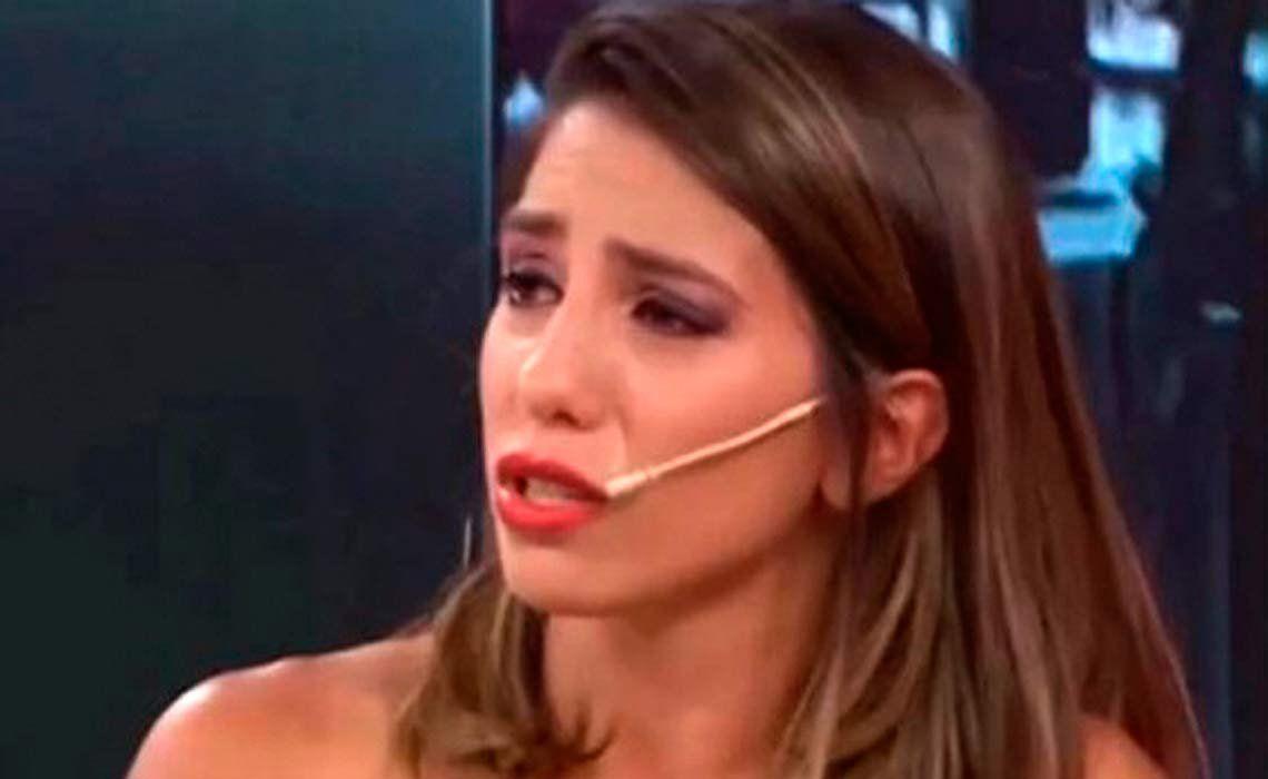 Cinthia Fernández no estará más en El Show del Problema y mostró todo su enojo