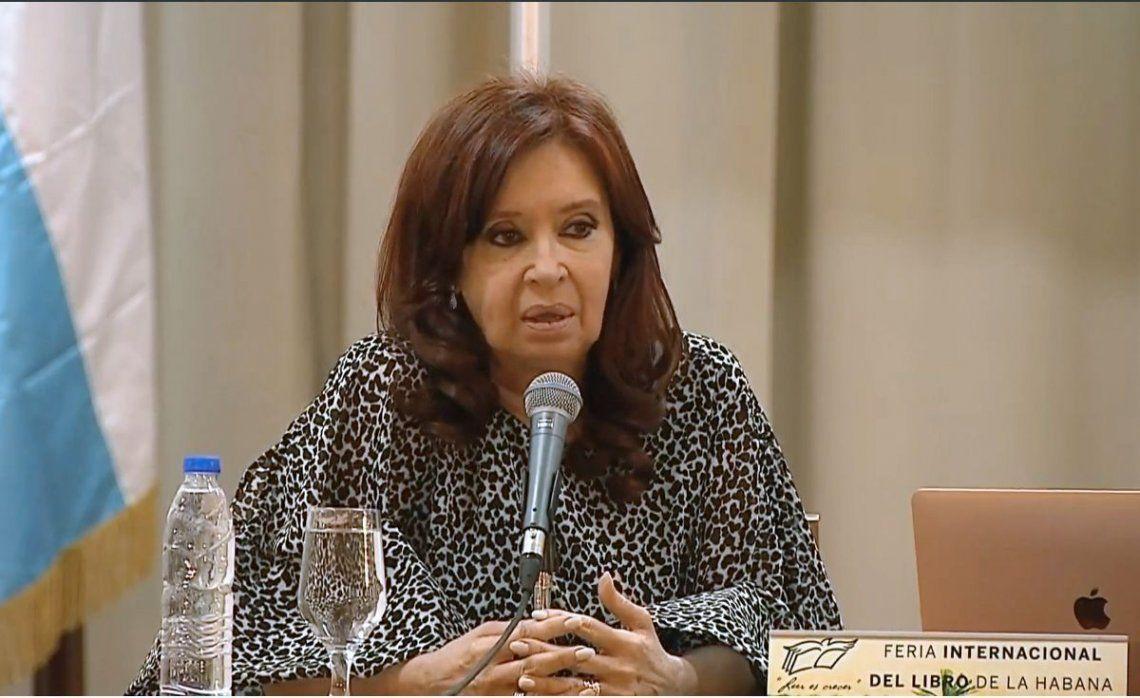 Cristina Kirchner al FMI: Los argentinos y las argentinas sabemos leer