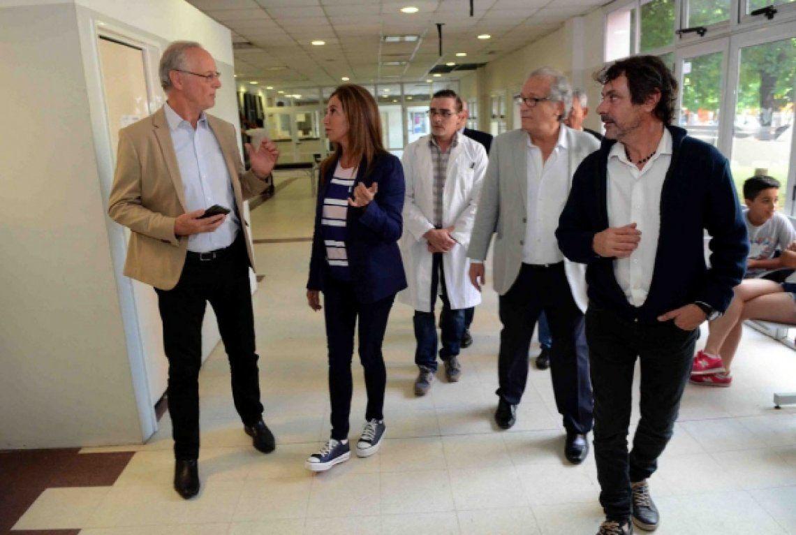 Ezeiza: el Hospital Eurnekian está preparado para posibles casos de coronavirus