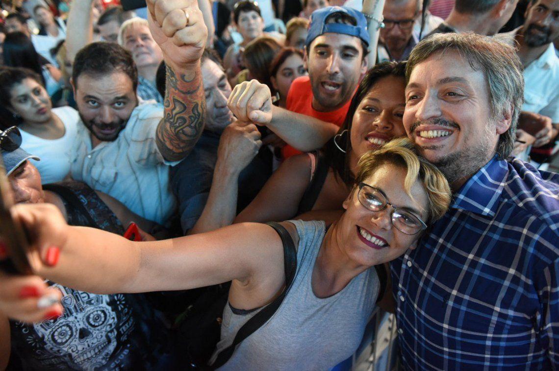 Máximo Kirchner: Les pido que ayuden a Alberto y a Cristina en esta pelea para poner a la Argentina de pie