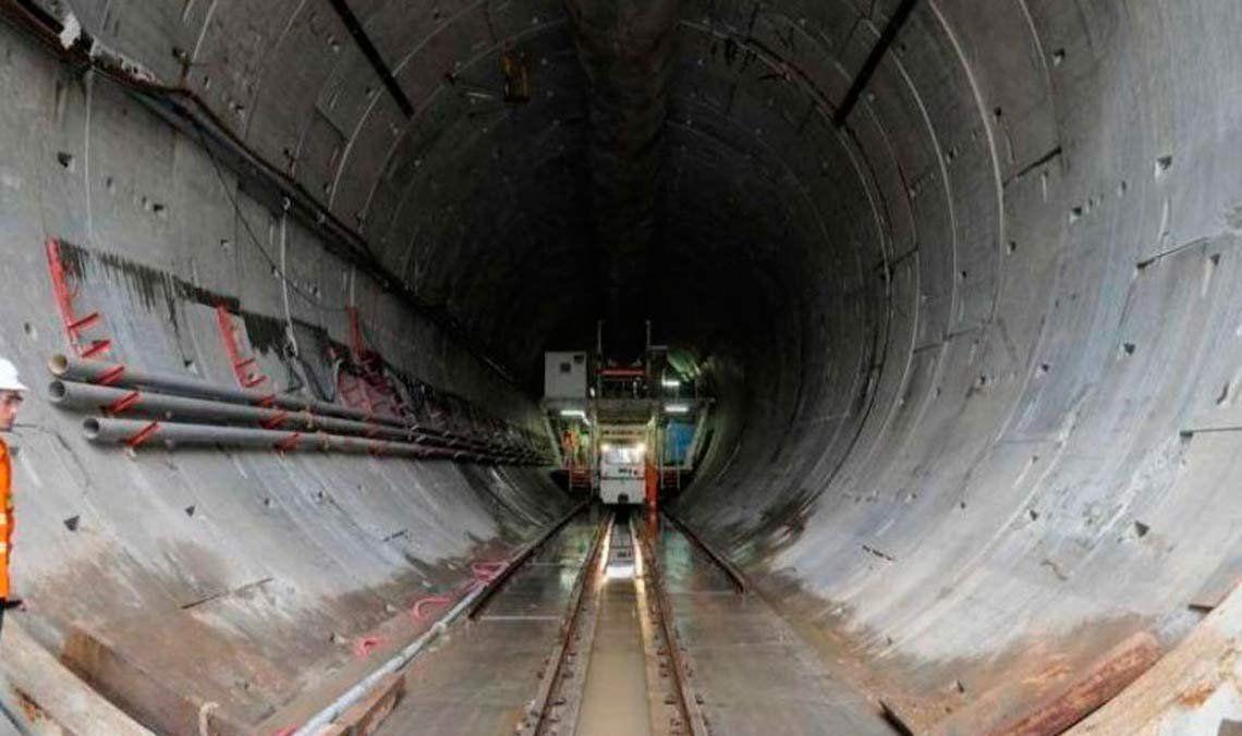 Ratifican que hubo soborno en obra del soterramiento del tren Sarmiento