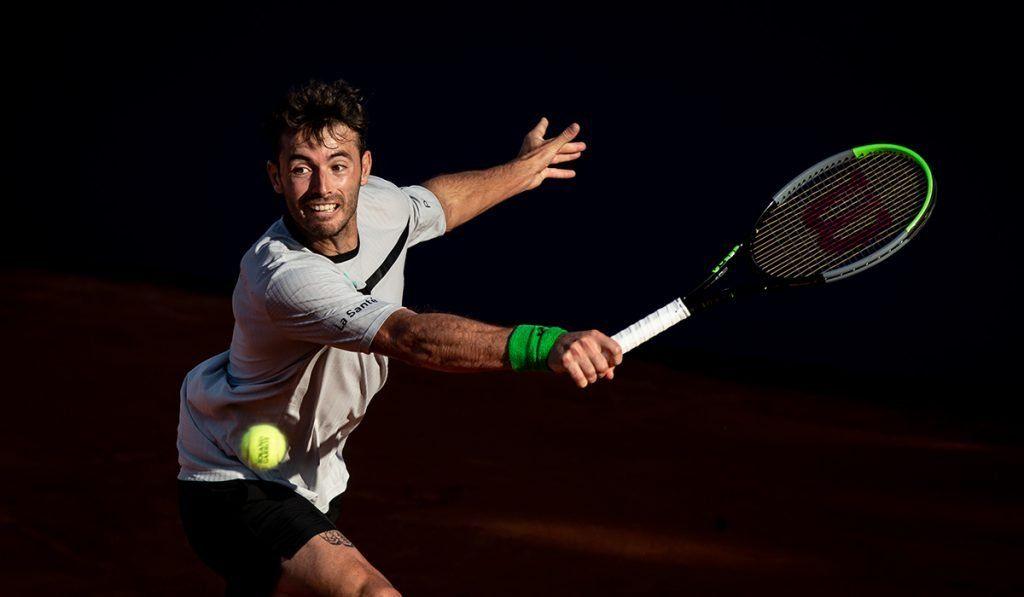 Juan Ignacio Lóndero cayó en semifinales ante Casper Ruud y el Argentina Open tendrá, una vez más, un campeón extranjero