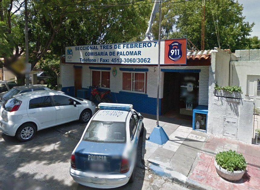 La dependencia de la calle De los Aromos.