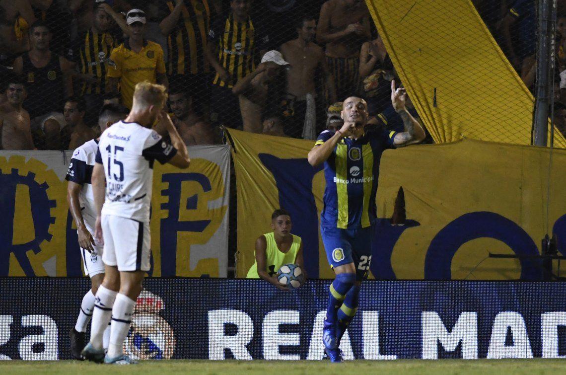 Superliga: Rosario Central le ganó al Gimnasia de Maradona, está a seis de River y se afianza en puestos de Copa Libertadores