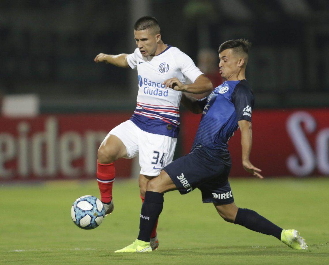 Superliga: Talleres le ganó a San Lorenzo en Córdoba y le privó de la posibilidad de pelear el campeonato hasta el final