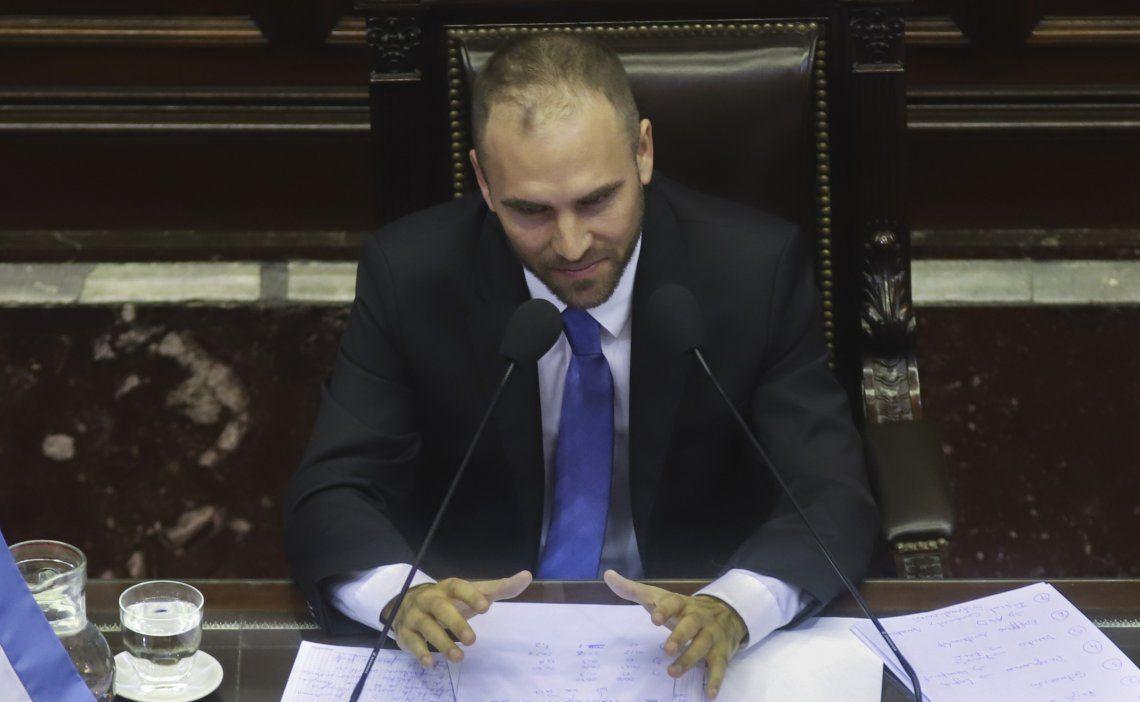 Guzmán ya les anticipó a los acreedores que se preparen para una frustración: propondrá una fuerte quita de intereses.
