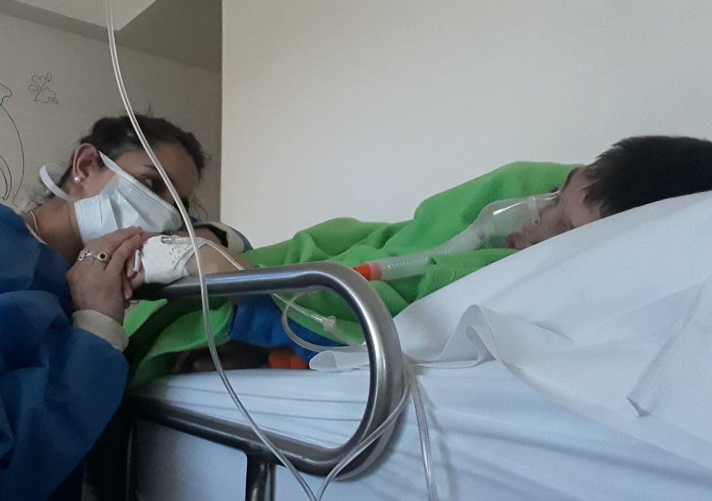 La salud de Thiago Joel Franco sufrió una nueva complicación.