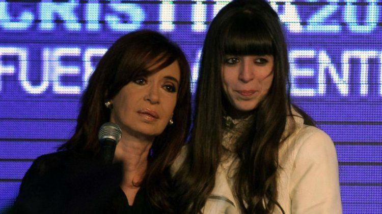 La Justicia pidió una actualización del informe médico de Florencia Kirchner