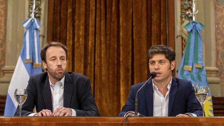 Kicillof dispuso un aumento salarial para los estatales bonaerenses