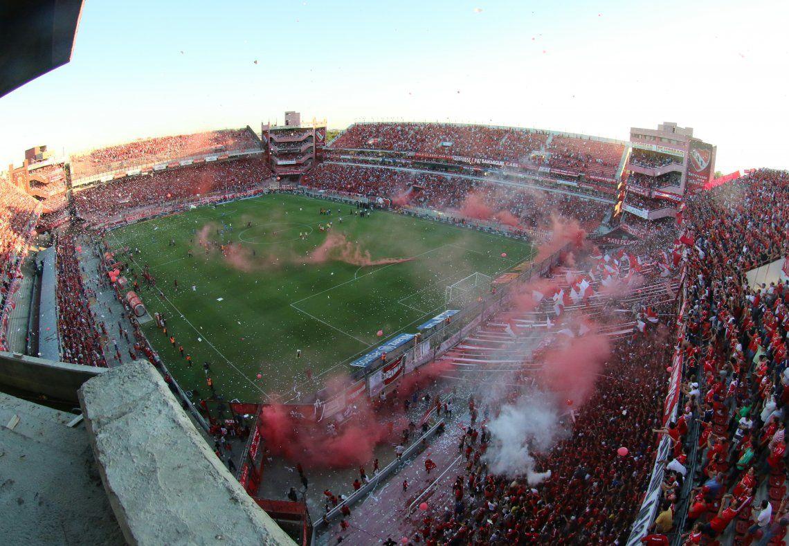 Independiente | Pablo Moyano confirmó que el estadio cambiará su nombre a Ricardo Enrique Bochini