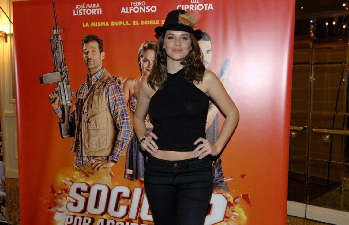 Luz Cipriota es la nueva elegida de Netflix para la serie de Luis Miguel