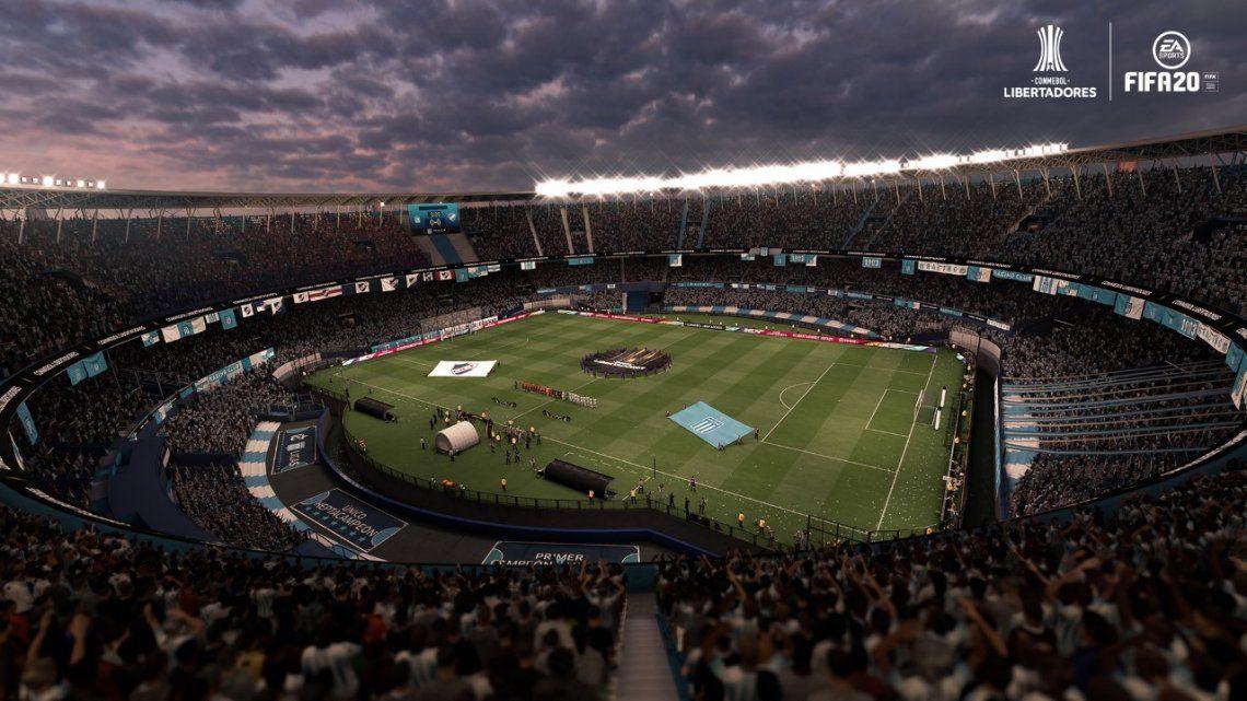 La Copa Libertadores ya tiene fecha de llegada a FIFA 20