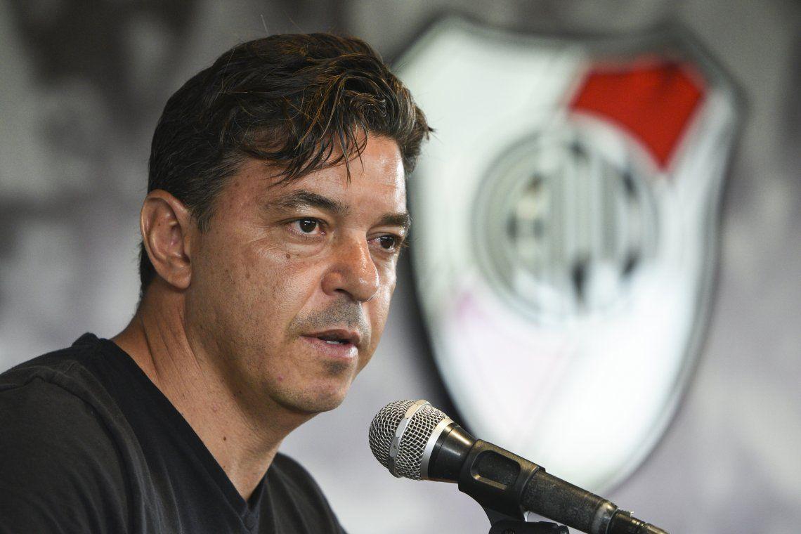 Gallardo: El desafío de todos es ganar este campeonato