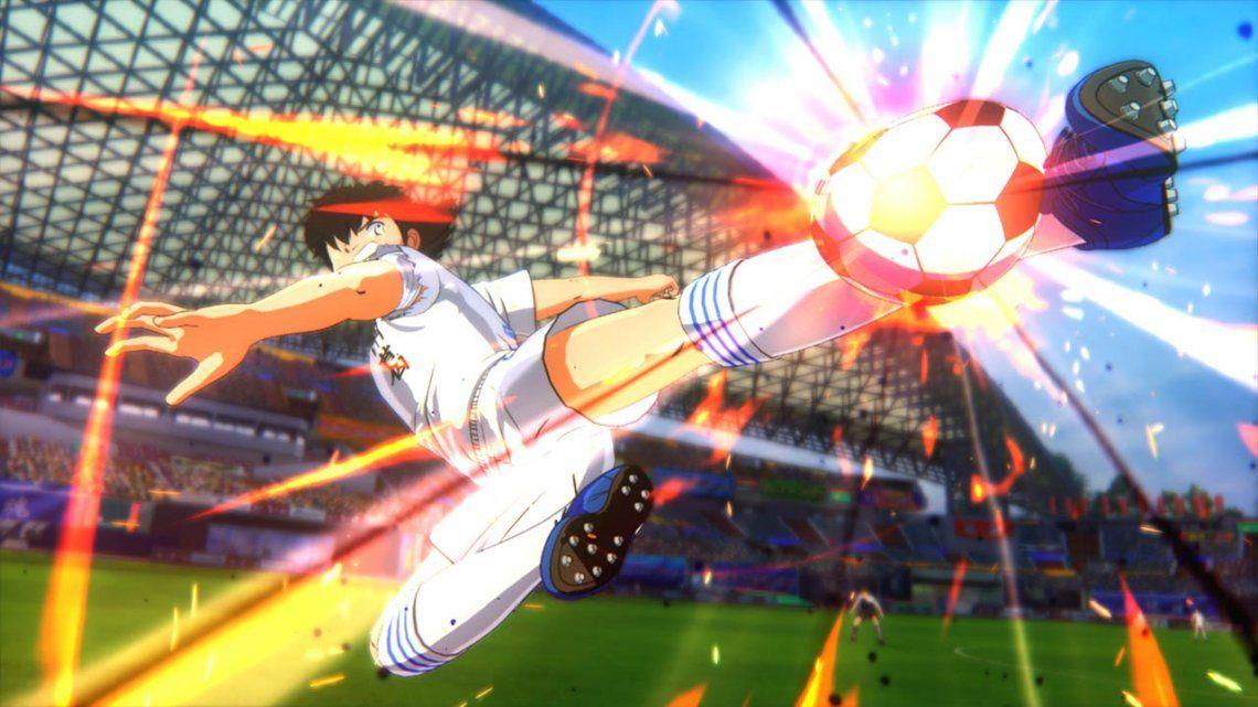 Atención fanáticos de los Súper Campeones: Captain Tsubasa Rise Of New Champions tiene fecha de lanzamiento confirmada