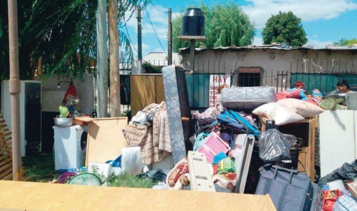 Quilmes: una patota intentó usurpar una casa y echar a los propietarios a las trompadas