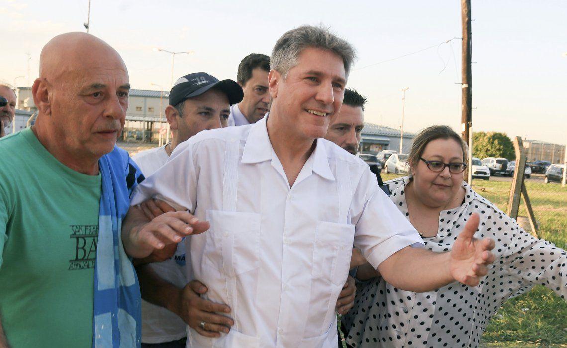 El ex vicepresidente dijo que el gobierno anterior persiguió opositores