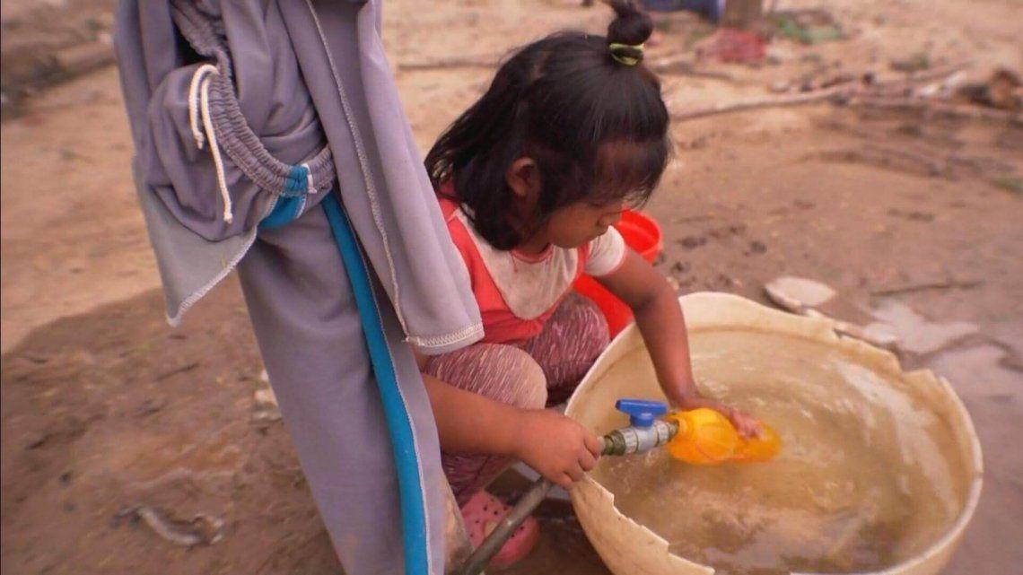 Cruz Roja ayudará a las comunidades wichís y los pueblos indígenas en Salta con 2 millones de litros de agua