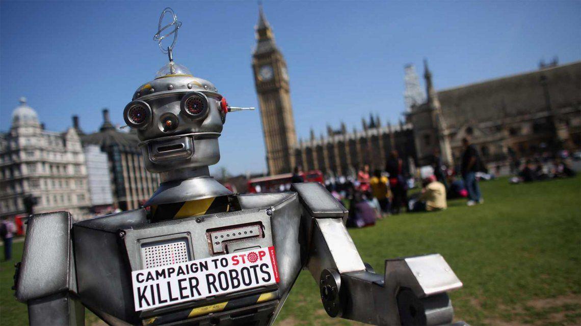 Buenos Aires será la sede de una reunión internacional para frenar el desarrollo de robots asesinos