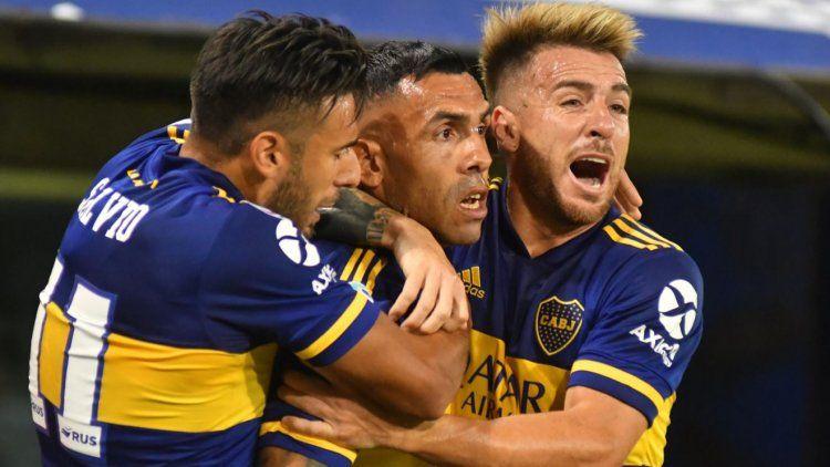 Boca visita a Colón con la necesidad de ganar para meterle presión a River