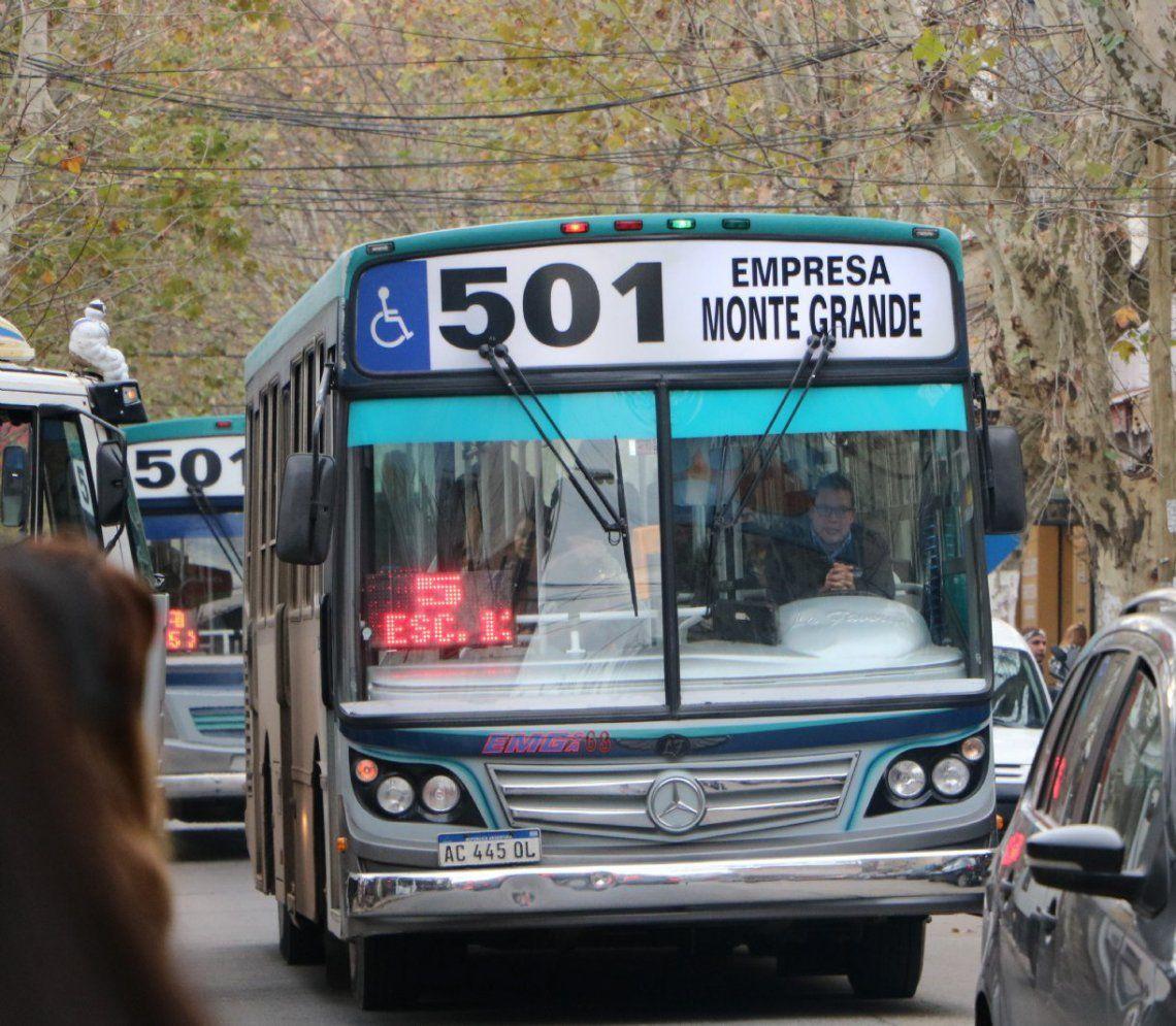 Esteban Echeverría: El transporte público sale a debate