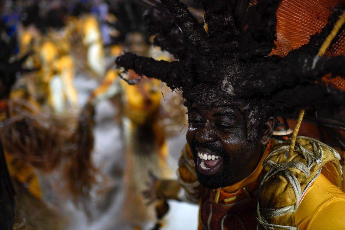 Las mejores 30 fotos del Carnaval de Río de Janeiro