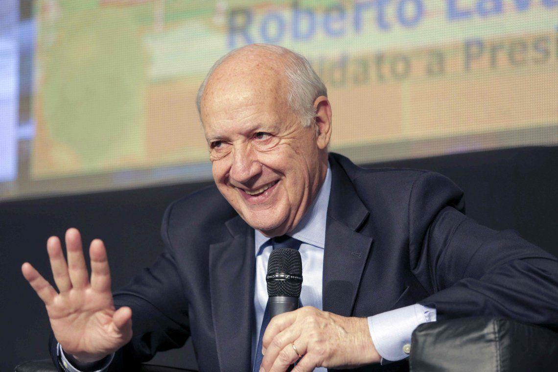Roberto Lavagna propuso medidas para la recuperación económica