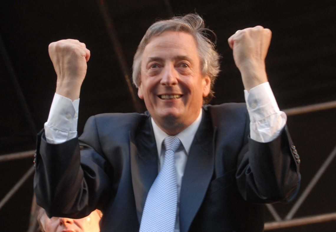 15 de julio de 2008 - Néstor Kirchner asegura que se terminan 30 años de impunidad y con las leyes de obediencia debida y punto final porque nosotros queremos memoria