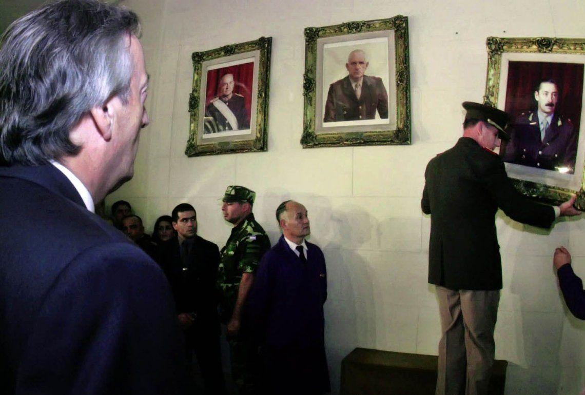 24 de marzo de 2004 - Con motivo del °28 aniversario del golpe de Estado