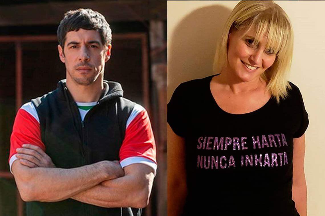 Esteban Lamothe – Romina Manguel: ¿romance en puerta?