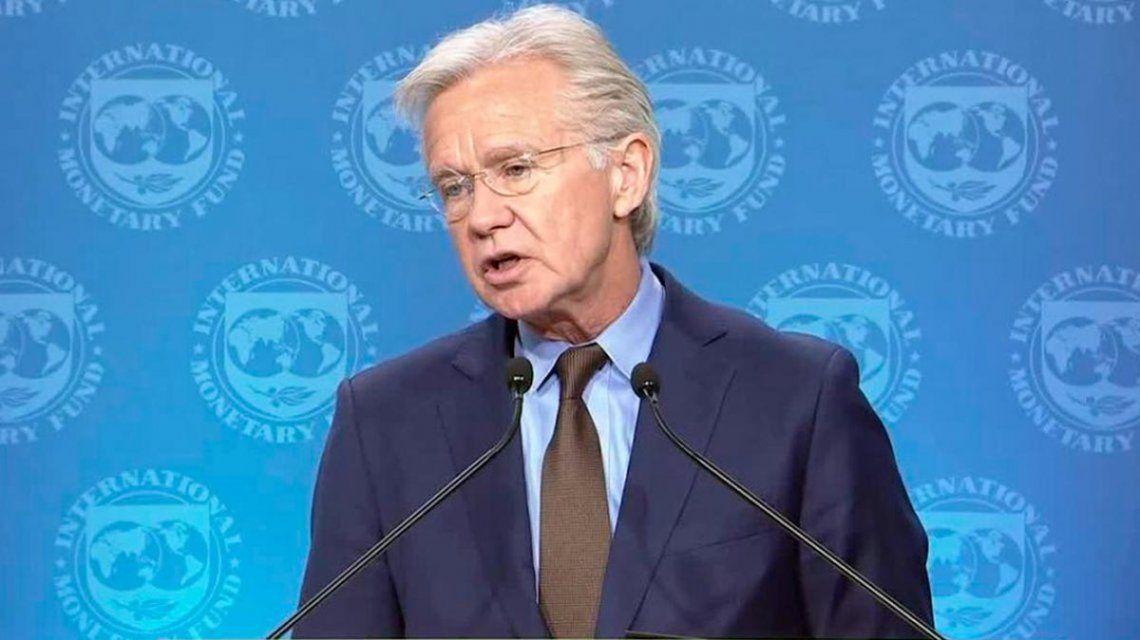 El FMI aseguró que Argentina no pidió formalmente un nuevo programa con el organismo