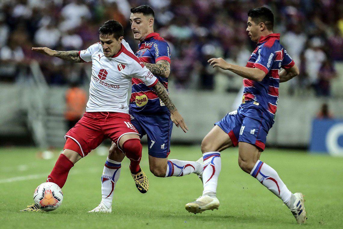 La agónica clasificación de Independiente, en fotos