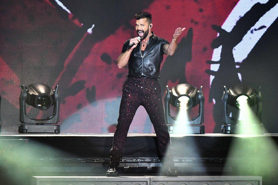 Ricky Martin en el Movistar Arena: cómo fue el primer show