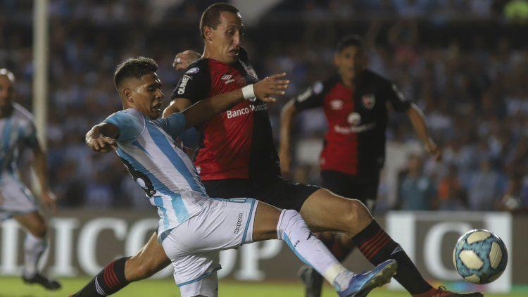 VIVO   Palacios metió un golazo, y ahora Newells se ilusiona con ganarlo