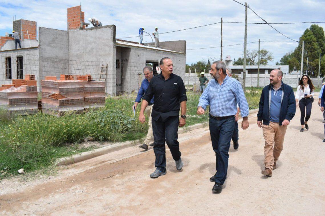 Berni designó nuevas autoridades en la policía de Bahía Blanca con el objetivo de mejorar la seguridad