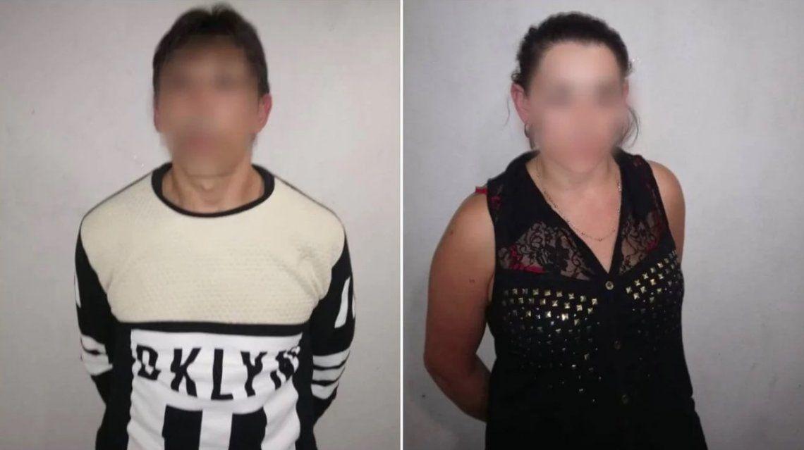 Detuvieron al titular del sindicato de presos y su pareja tras un robo en Villa Crespo
