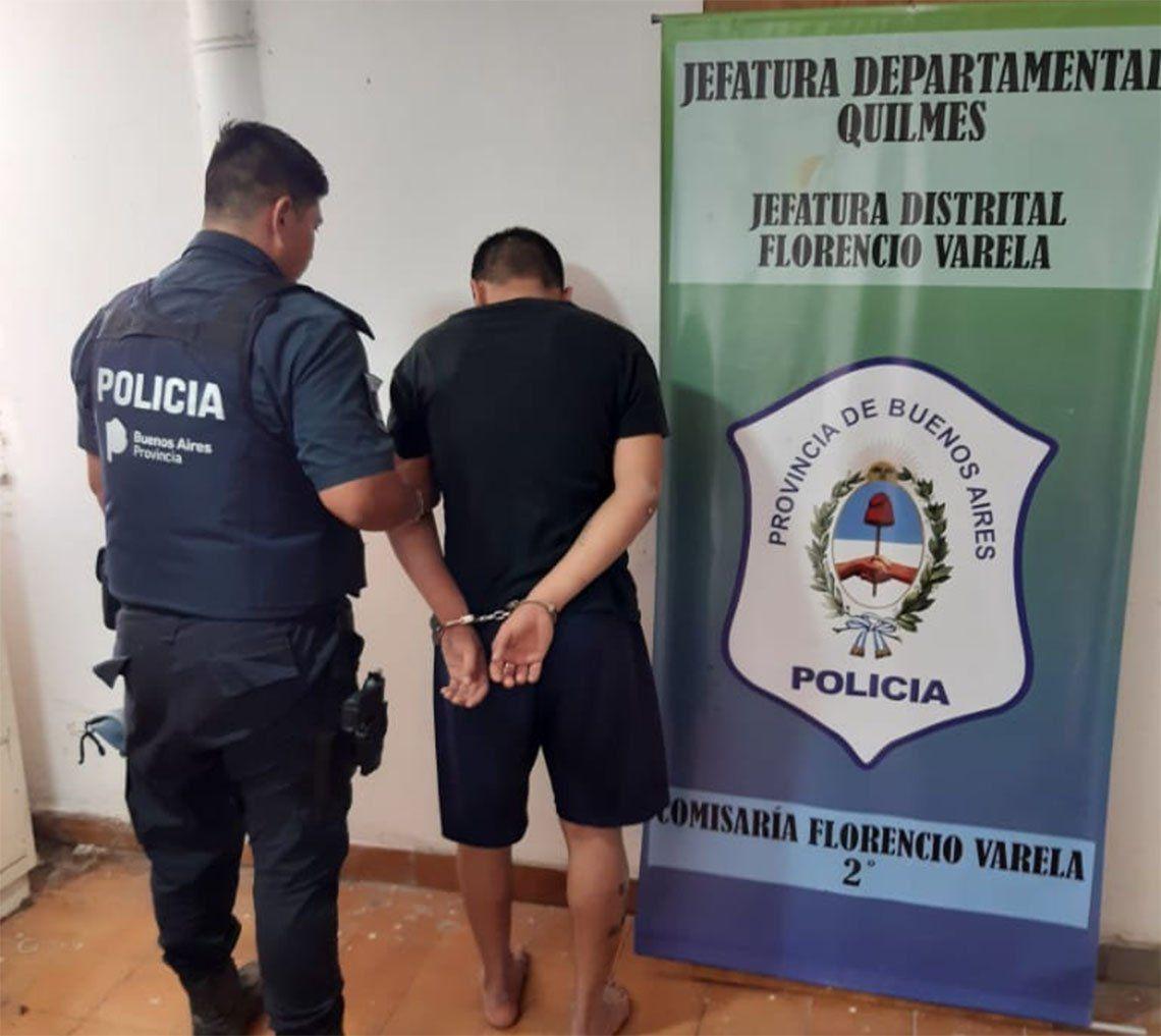 Florencio Varela: cayó Yakita, principal acusado de matar a Patricia Lagos