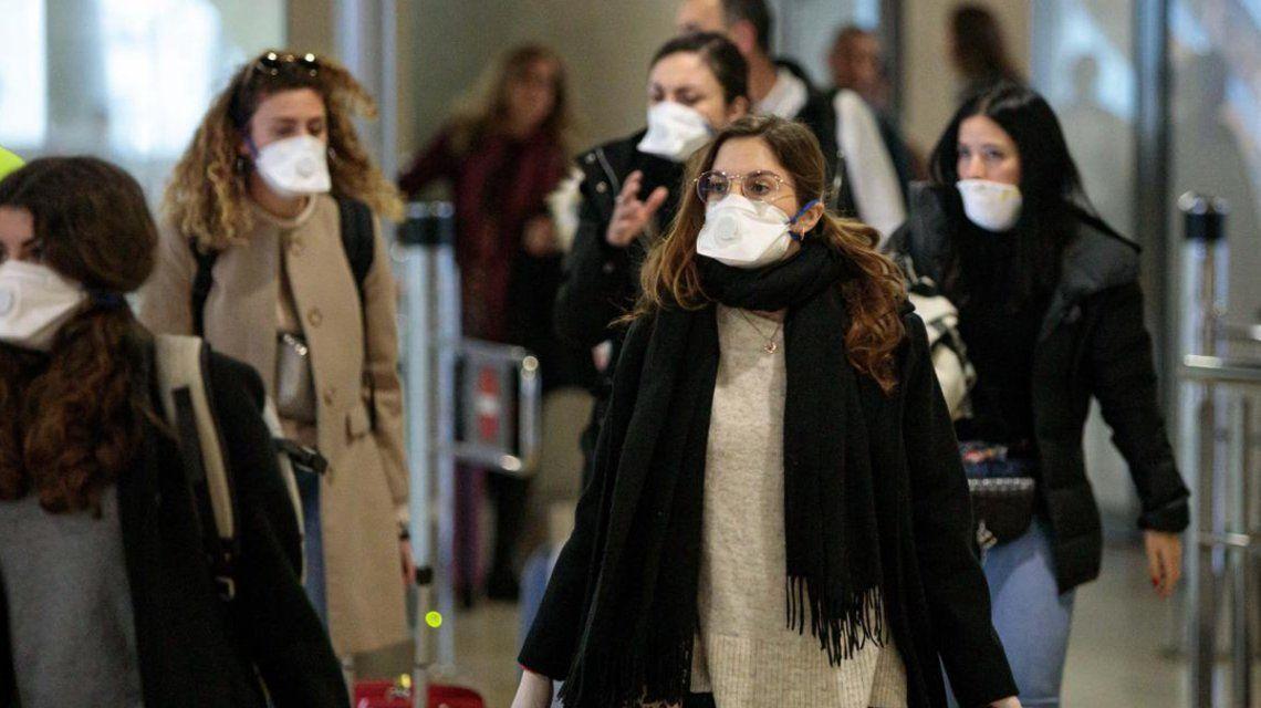 Coronavirus: cuáles son los principales síntomas y cómo evitar el contagio