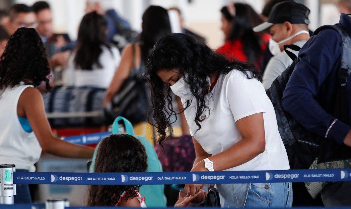 El martes se confirmó el primer caso de coronavirus en el país.
