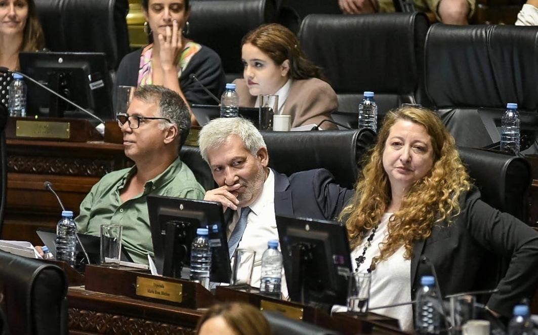 El Frente de Todos porteño acompañó el Consenso Fiscal y se abstuvo de modificar la Ley Tarifaria