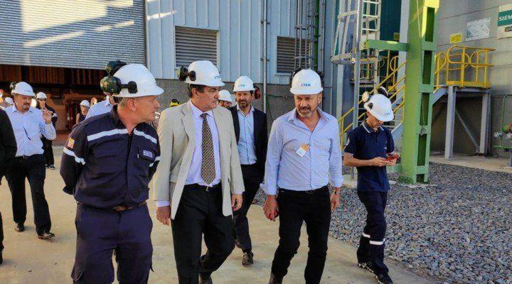 Ensenada: ampliarán la capacidad de generación de energía de la Central Térmica