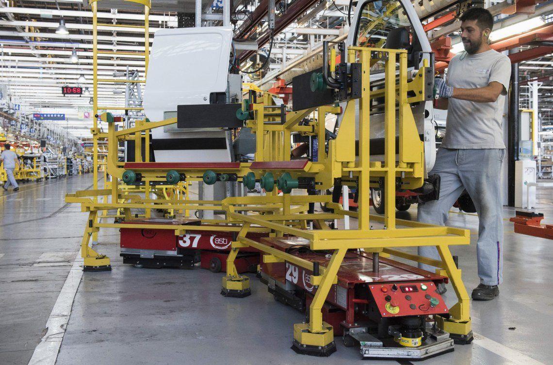 El INDEC difundió los datos de la producción industrial.