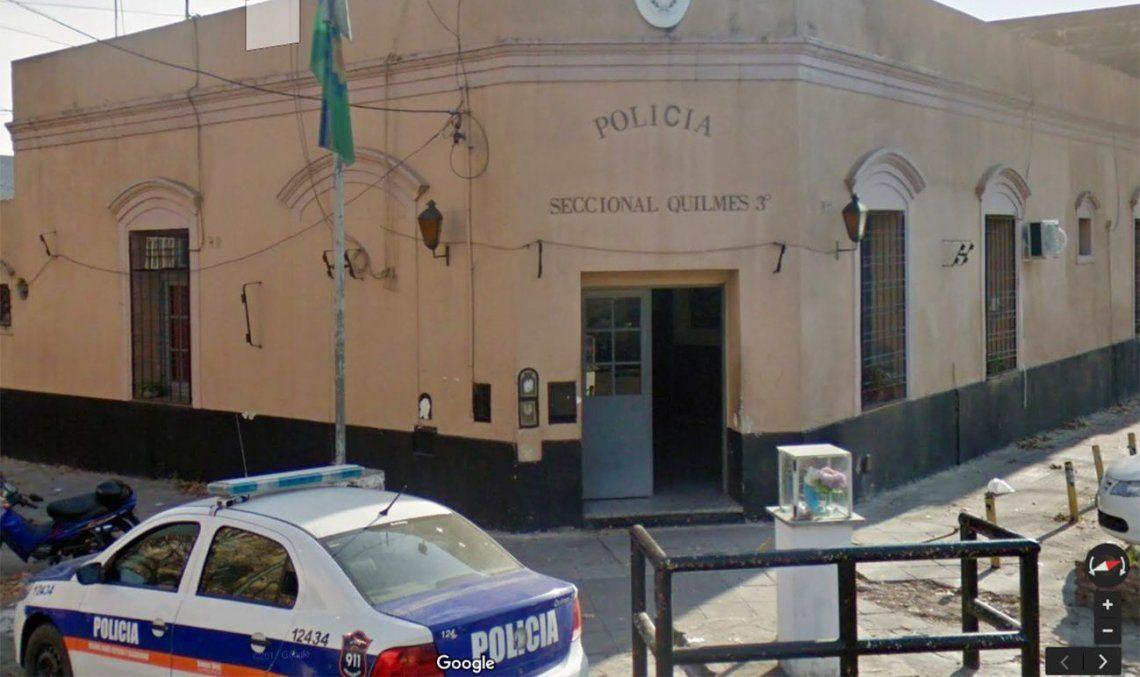 Por la fuga desafectaron a la cúpula de la comisaría