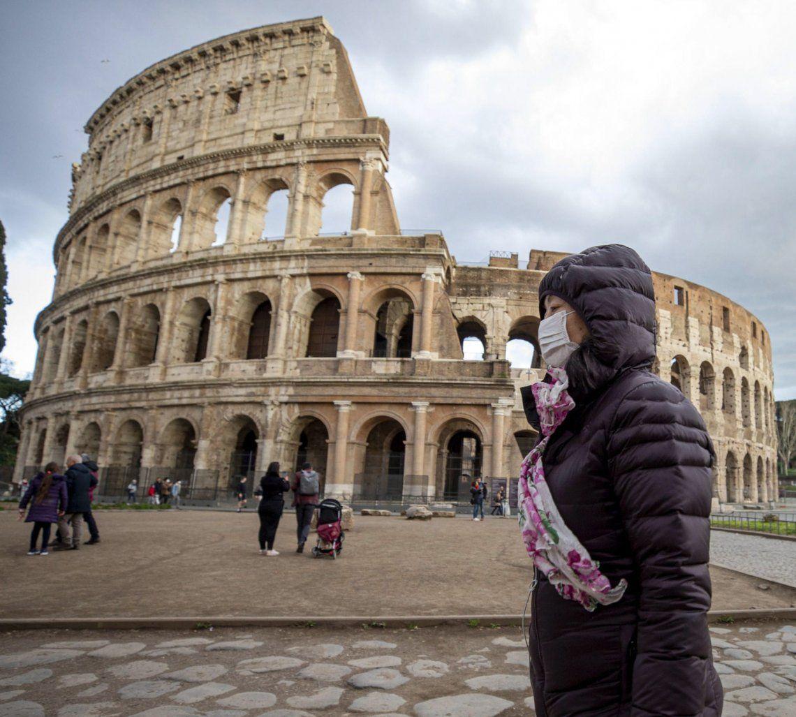 La epidemia golpea al turismo mundial.