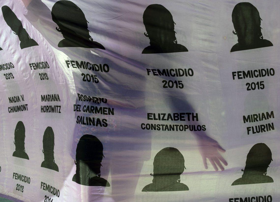 En los primeros seis días de marzo se cometieron seis femicidios: una mujer asesinada en Argentina cada 24 horas