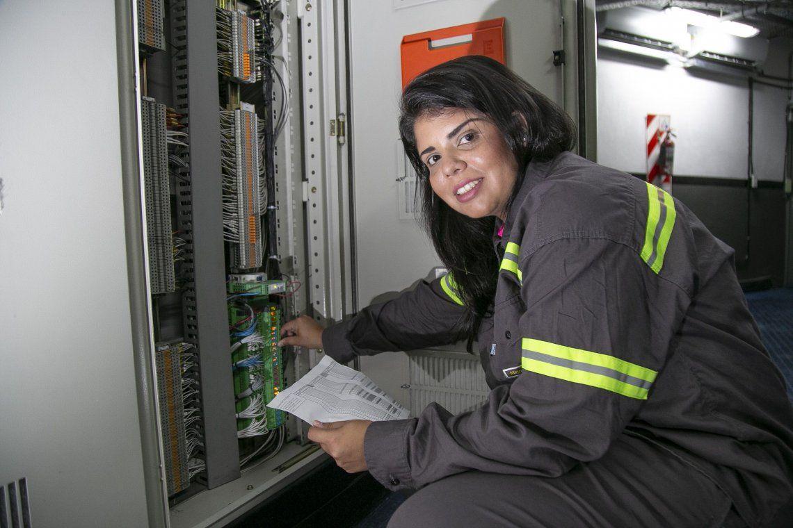 Mujeres del subte y el crecimiento laboral