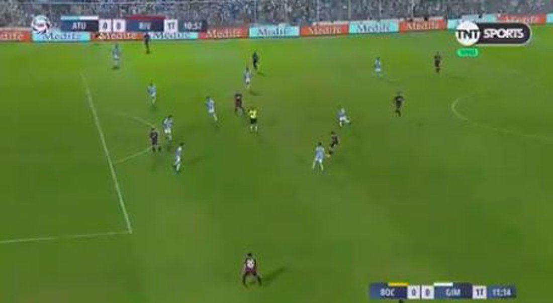 Las jugadas que reclama River: un gol mal anulado a Borré y un penal no cobrado a Nacho Fernández