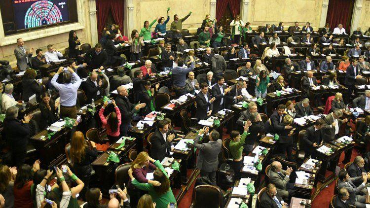 En 2018, otro proyecto fue aprobado en Diputados pero rechazado en el Senado.