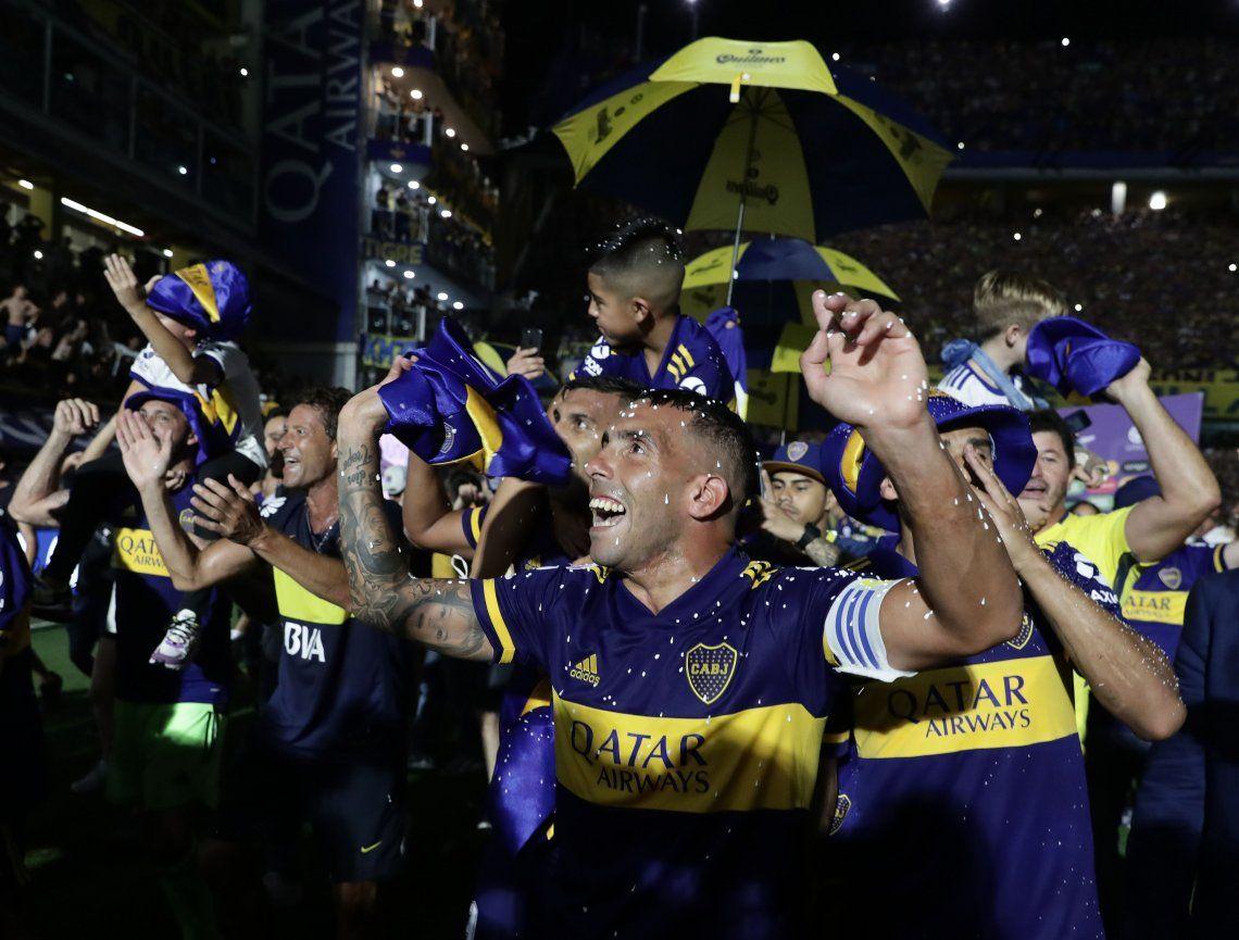 ¡Boca le ganó al Gimnasia de Maradona y es el campeón de la Superliga!
